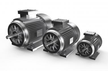 Demag Stillstandsmotor mit Käfigläufer KBS 100 B 12 G