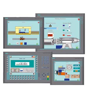 """SIMATIC MP 377 15"""" Touch Multi Panel"""